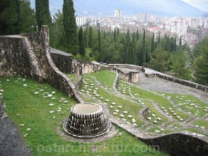 Groblje u Mostaru