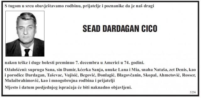 Dardagan Sead